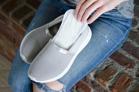 59eef573fb6e7 21 trucchi che vi aiuteranno a rendere le vostre scarpe più comode.