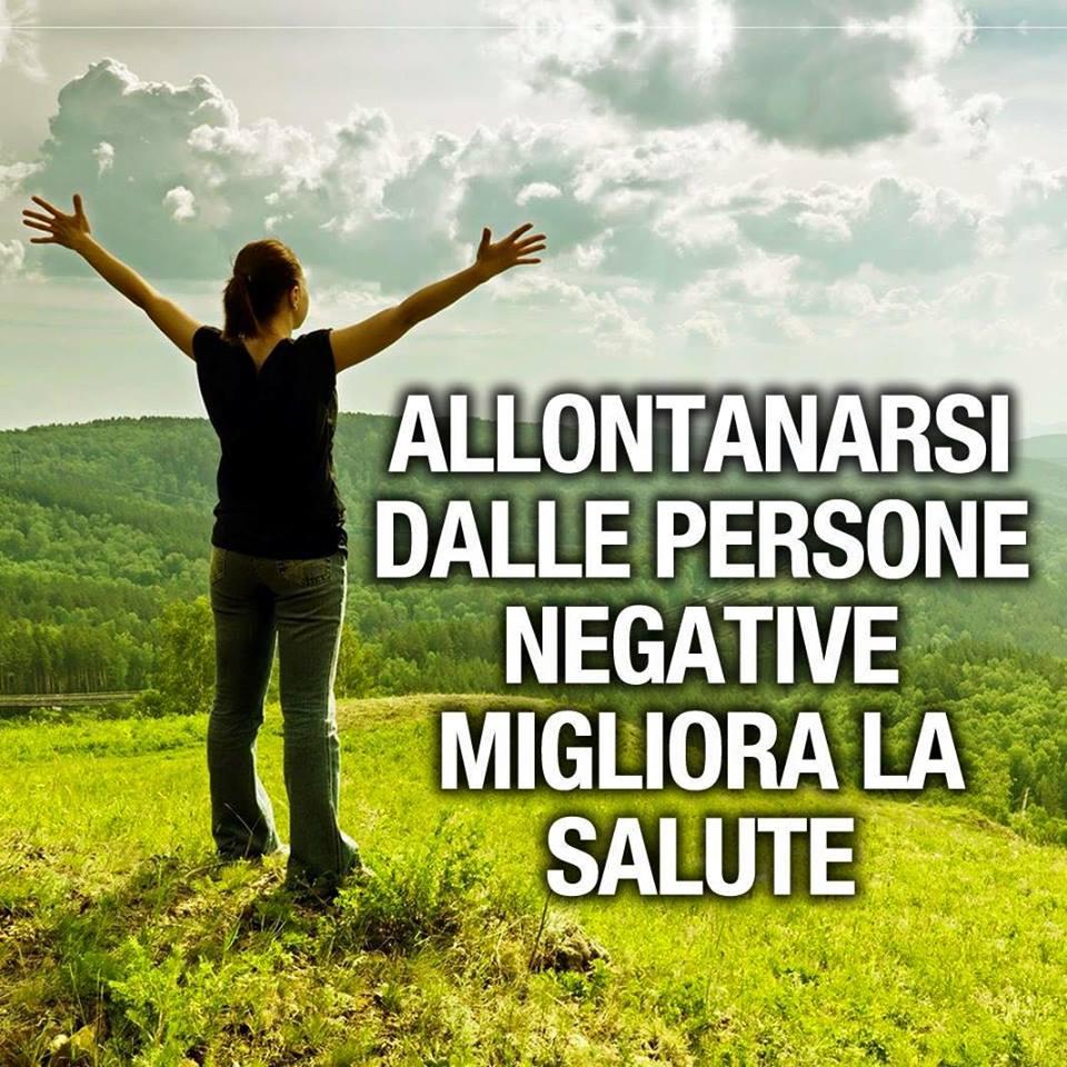 la negatività è contagiosa